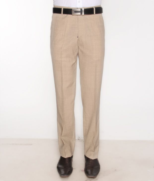 Bombay High Royal Beige Trouser