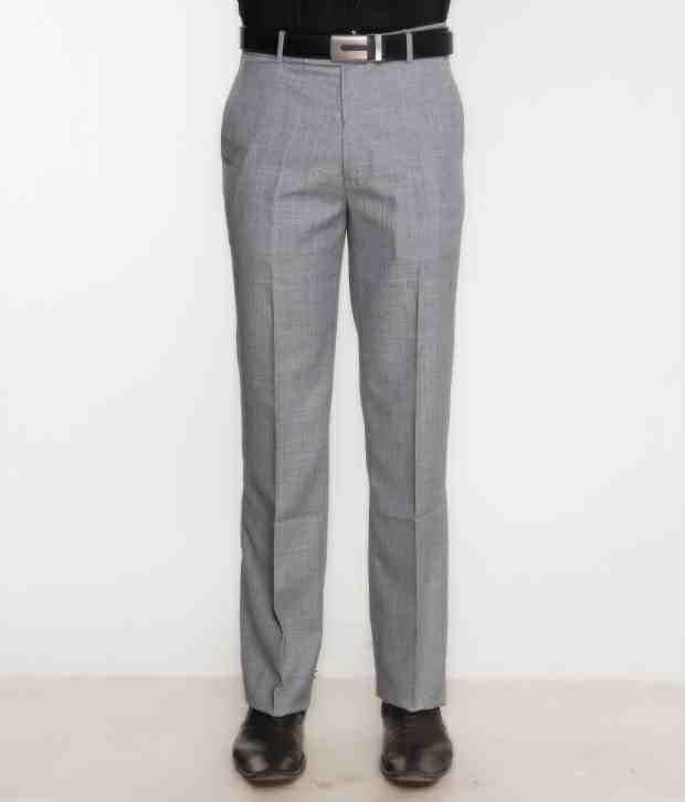 Bombay High Classy Grey Trouser