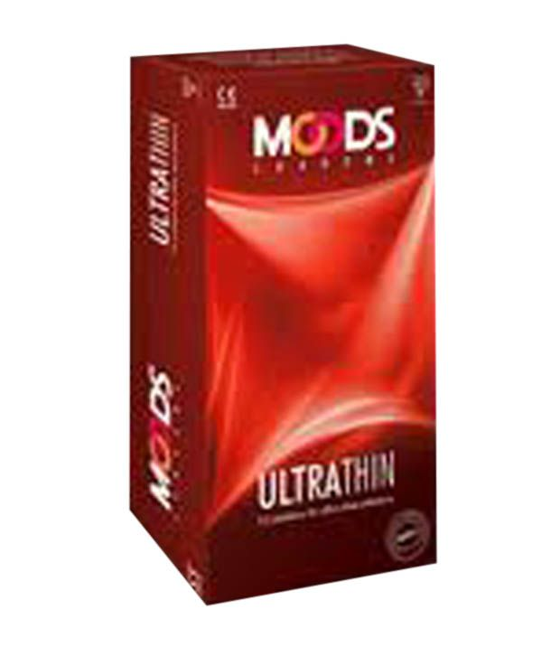 Moods Ultra Thin Premium Condoms