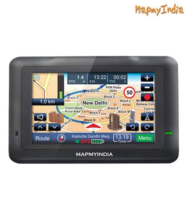 MapmyIndia - RoadPilot - 3.5'' Touchscreen