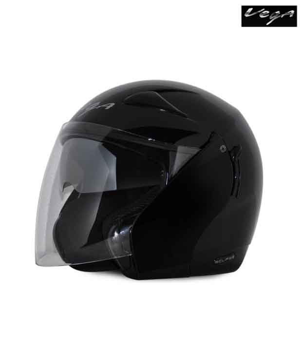 Vega Helmet - Eclipse (Black)