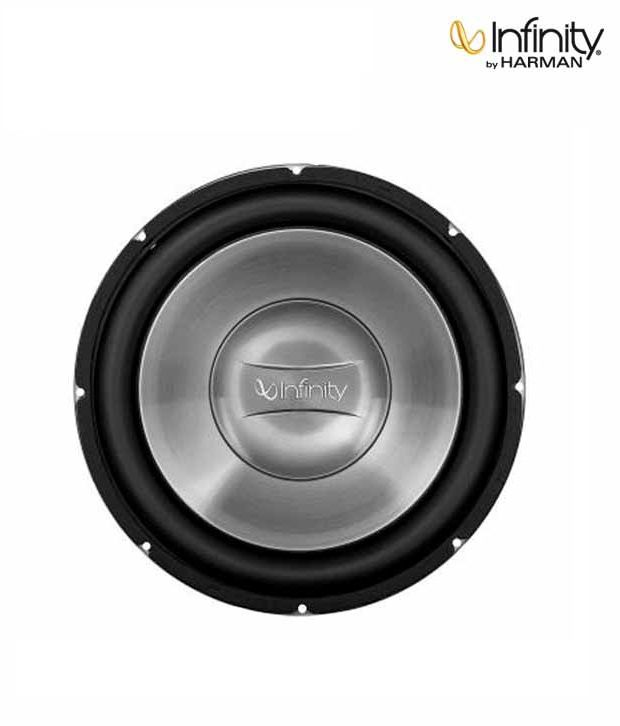 Infinity REF 1260W 12  Single-Voice-Coil-Subwoofer