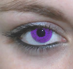 freshlook colour 2 lens pack violet - Freshlook Colors Violet