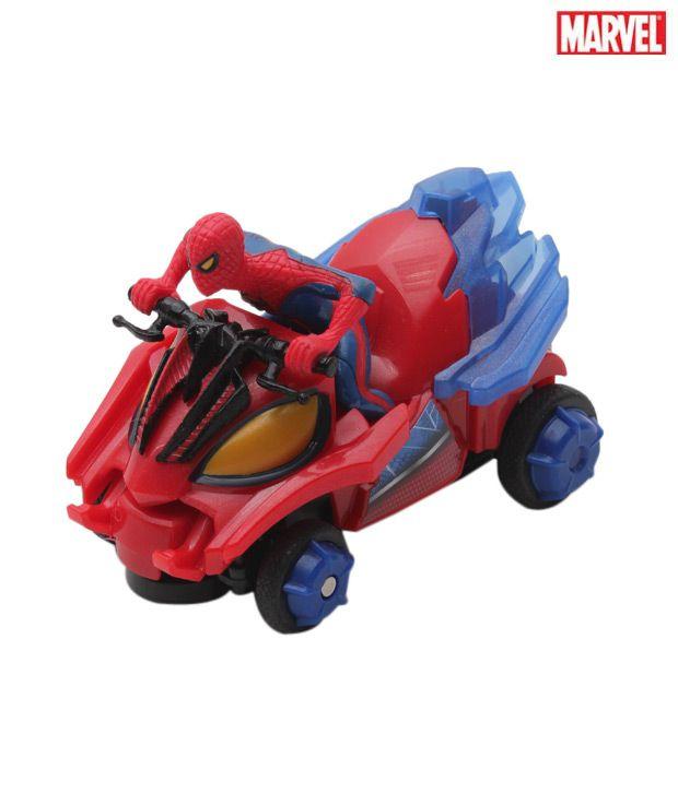 Marvel Spider Man I/R Mini Quad