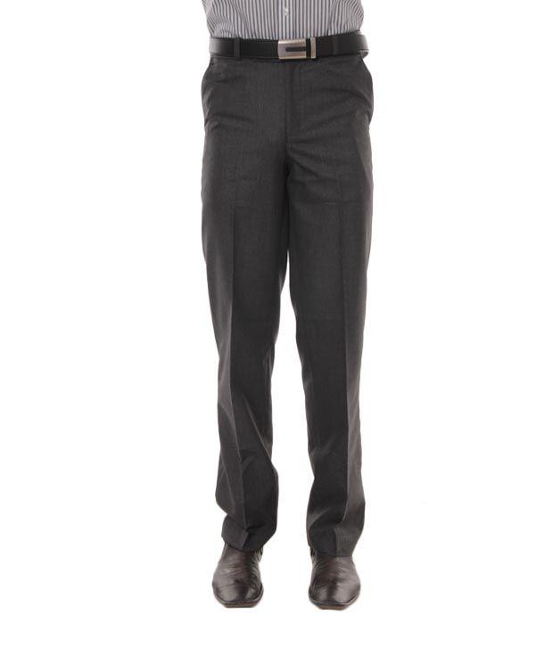 Viggo Black Trouser