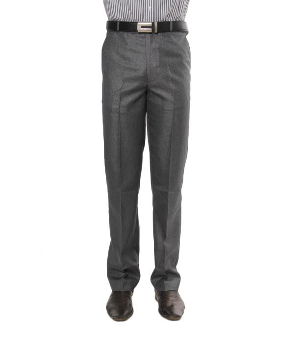 Viggo Grey Trouser
