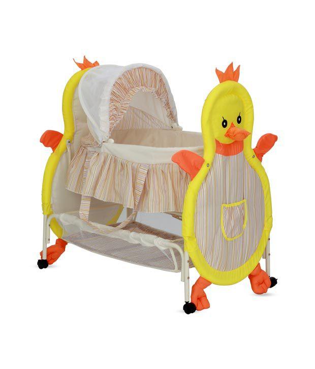 Delia Duck-Shaped Baby Bassinet