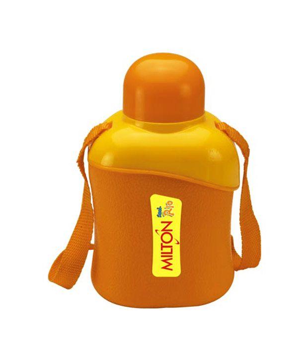 Milton Orange 600 School Bottle Set Of 4 Buy Online At