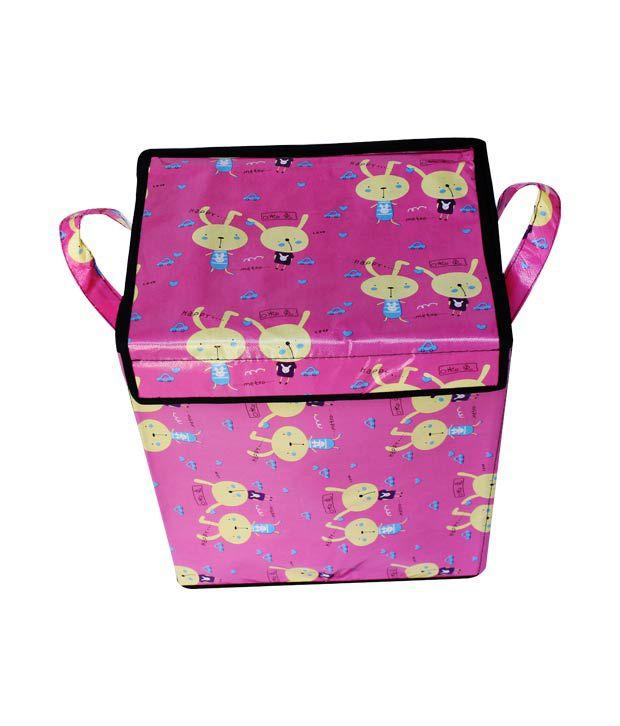 Home Candy Kids Storage Cum Laundry Bag