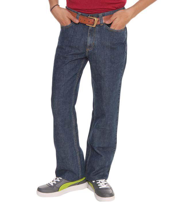 Lee Cooper Originals Dark Blue Men's Jeans
