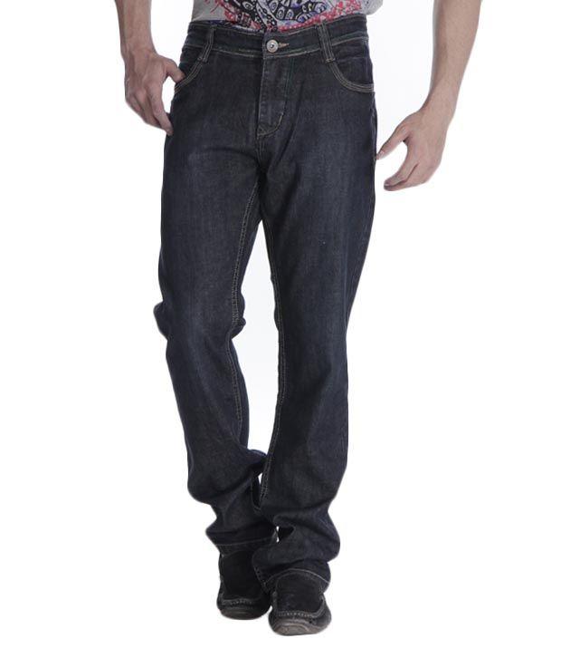 Fever Grey Black Jeans