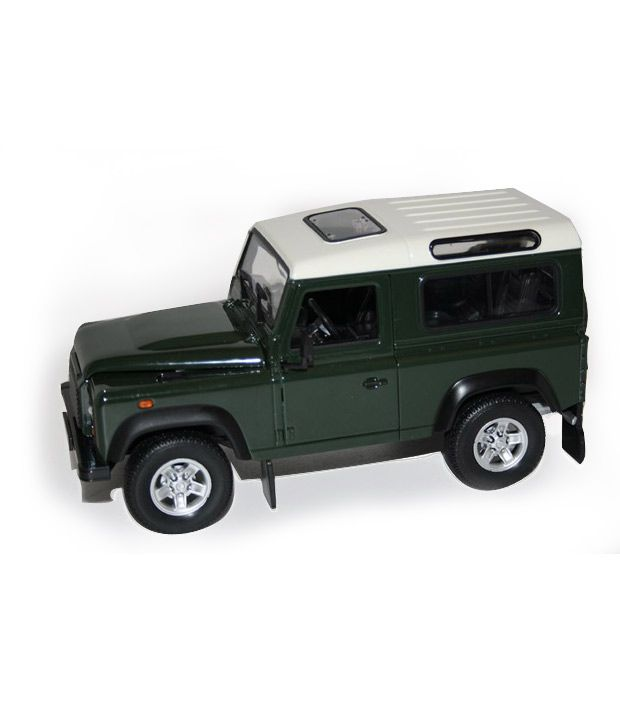 Land Rover 2012 Price: Welly 2012 Land Rover Defender R/C Car