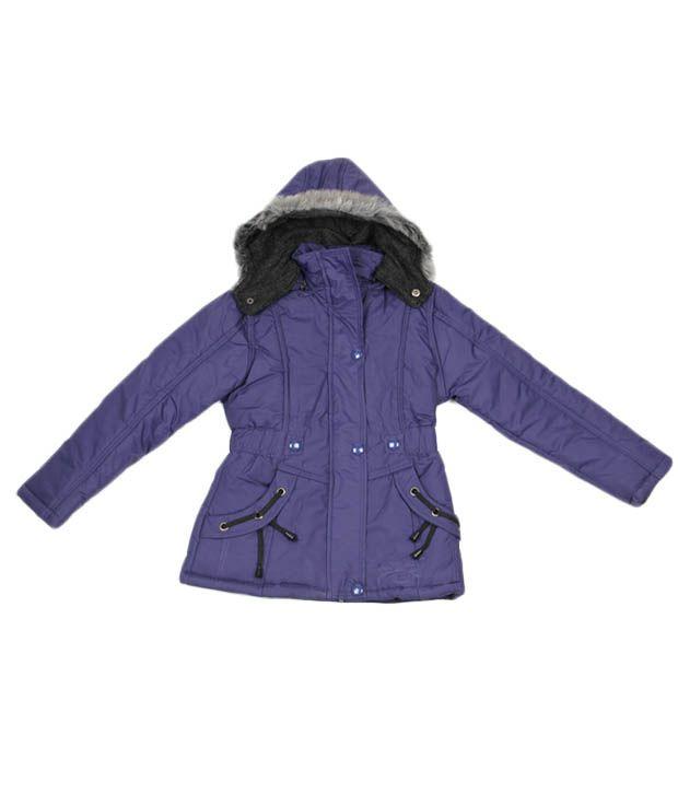 Fort Collins Blue Girls' Jacket For Kids