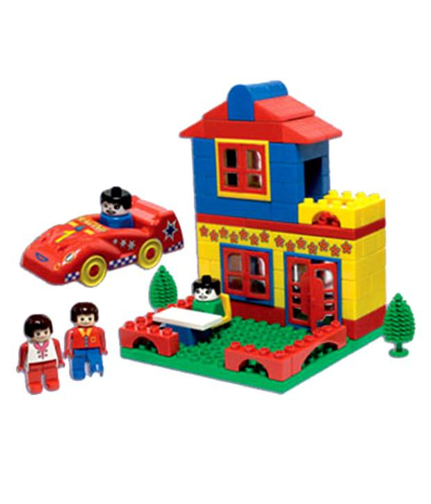 Pics Photos - Kinder Blocks Garden House