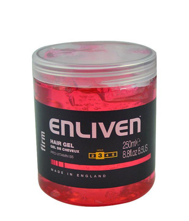 Enliven Firm Hair Gel Men Buy Enliven Firm Hair Gel Men