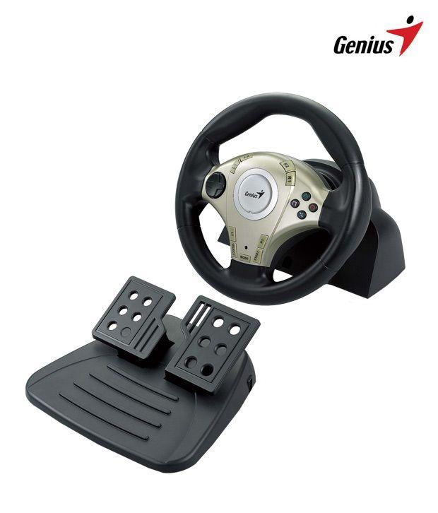 Genius Twinwheel F1,PS2/PC,CB