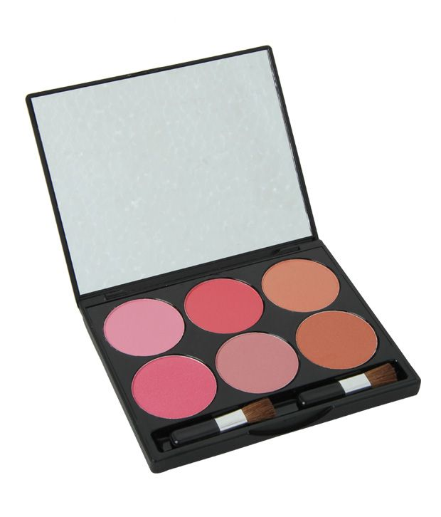 Meylon Paris  Blush 6 Shade 1