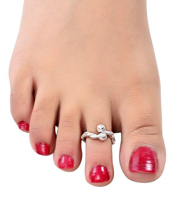 Fancy Toe Rings Online