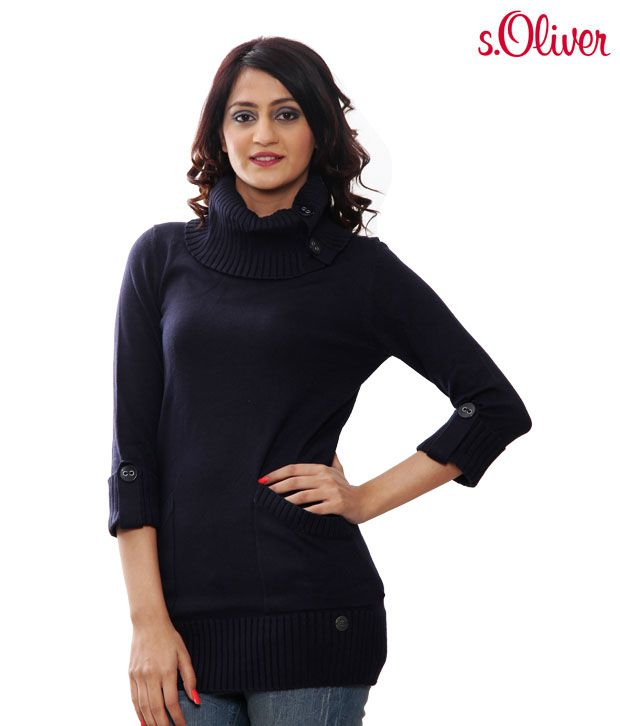 S.Oliver Classic Pullover (41.009.61.3022)