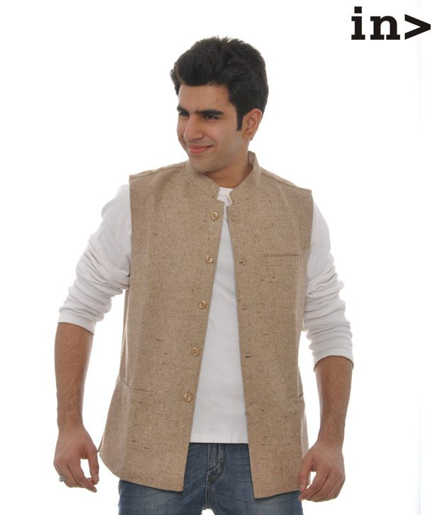 Invogue Ravishing Nehru Jacket (INJ-907-FA)