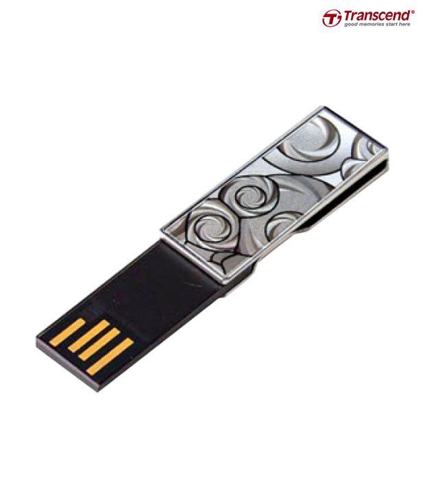 Transcend Jet Flash V90C Pen Drive 4GB