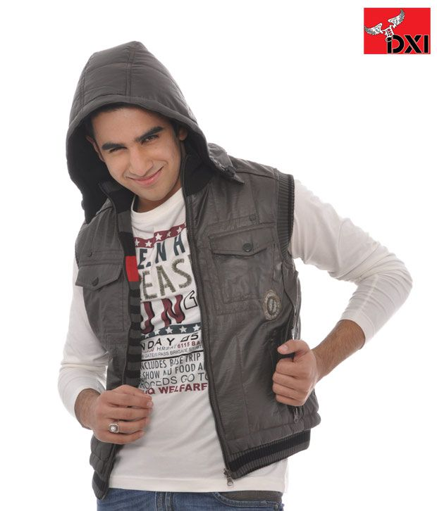 ac620dbd0 DXI Winter Wear Jacket For Men- X1901 Brown - Buy DXI Winter Wear ...
