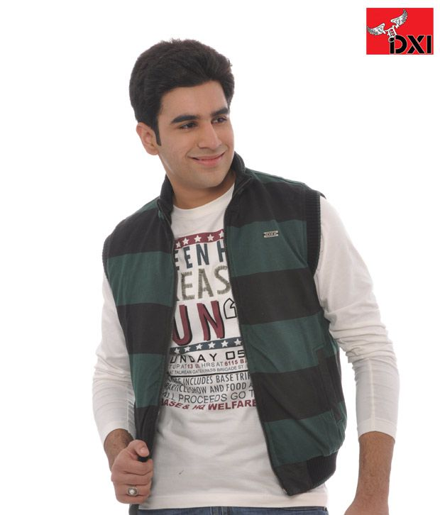 DXI Winter Wear Jacket For Men- X1950 Green