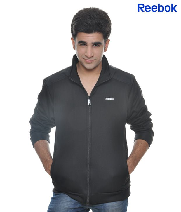 a7c6fa45379 Reebok Styled Jacket- X70979 -Bk - Buy Reebok Styled Jacket- X70979 -Bk  Online at Low Price in India - Snapdeal