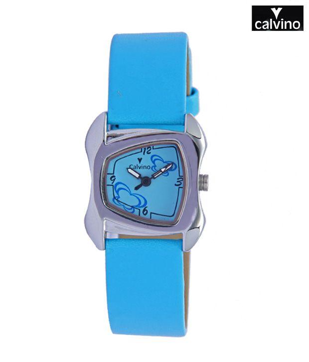 Calvino Urbane Blue Watch