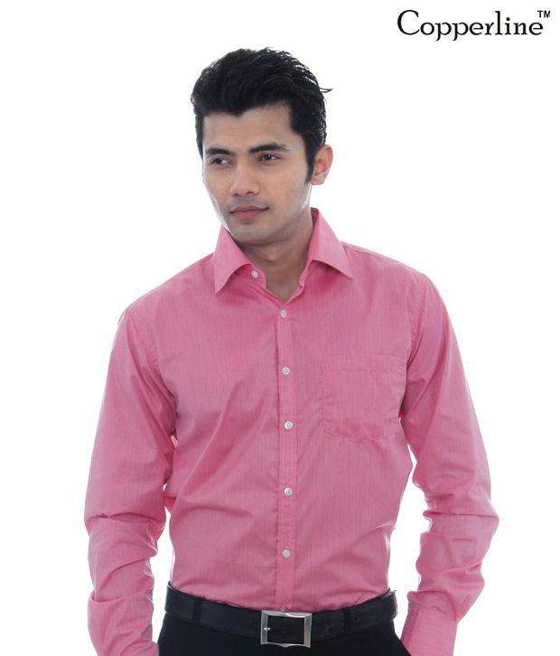 Copperline Pink Shirt (Cpl0576-Fs)