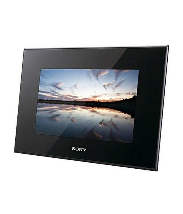 Sony Digital Photo Frame D810 Price in India- Buy Sony Digital Photo ...
