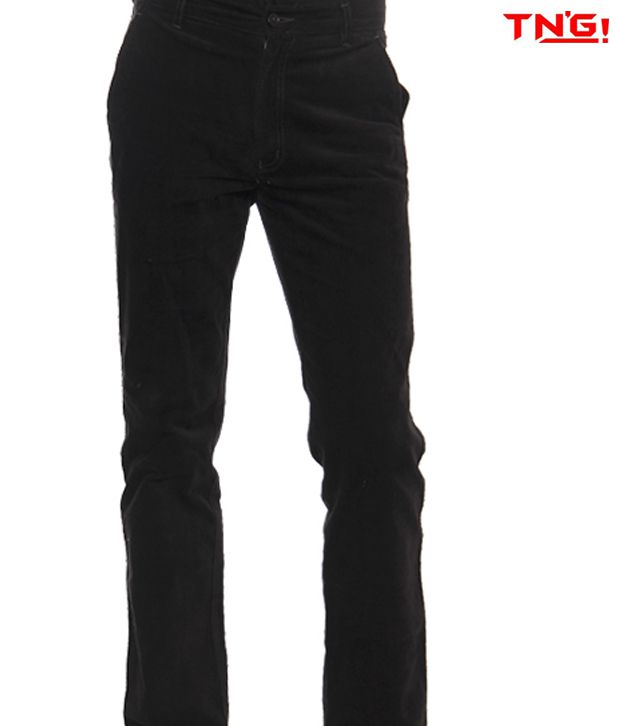 TN'G Corduroy Trousers-TJGN-7775-GY