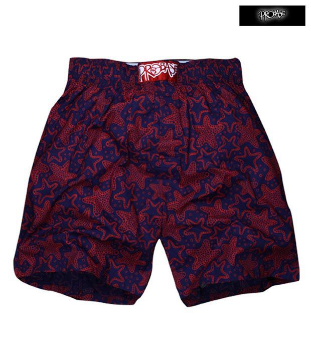 PROBASE Boxer Shorts 11PBX25708-BL-PLBX