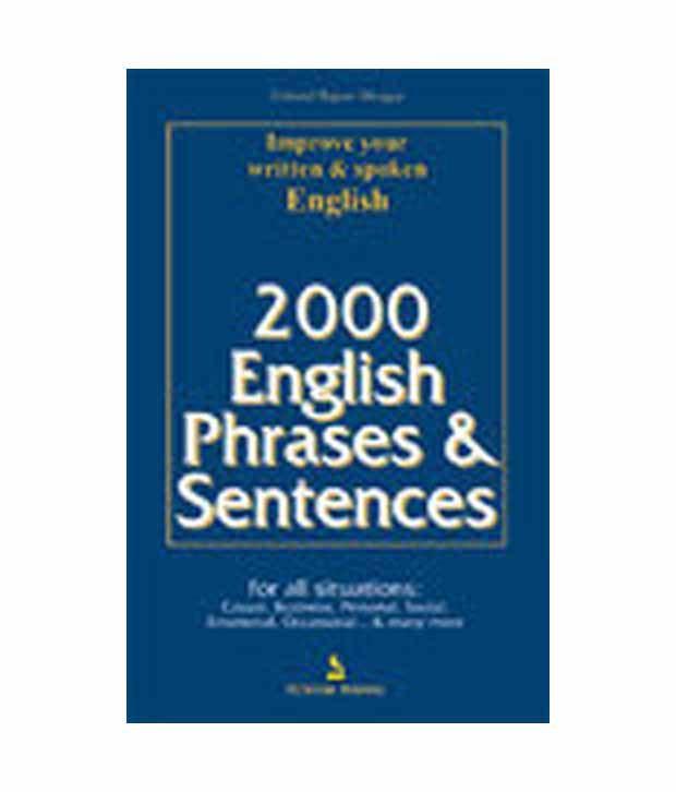 2000 english phrases & sentences pdf