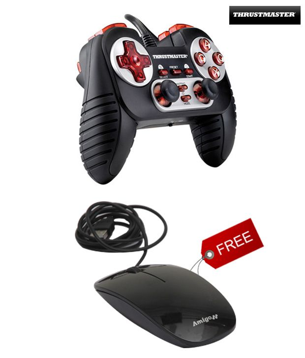 ThrustMaster 3in1 Dual Trigger rumble force (Free Amigo Mouse)