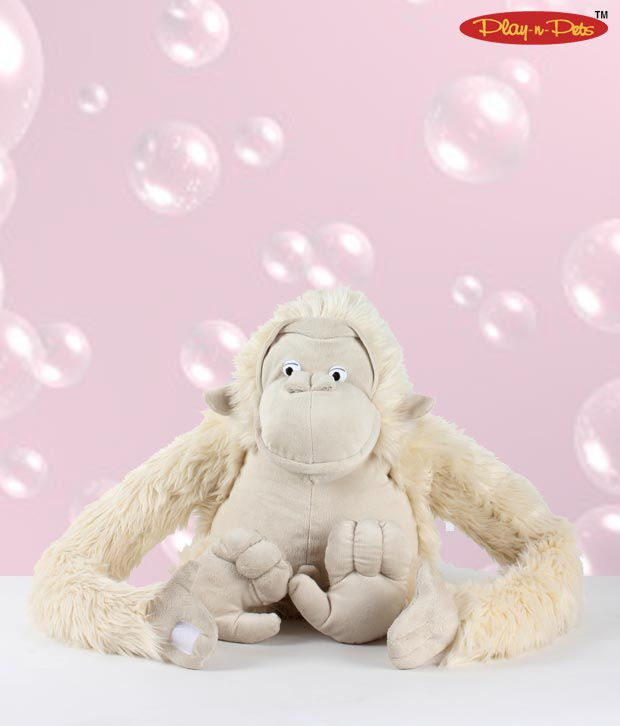 Play-n-Pets Gorilla Soft Toy
