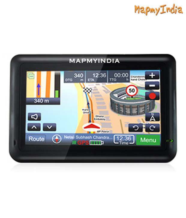 MapmyIndia Vx240 GPS Car Navigation System
