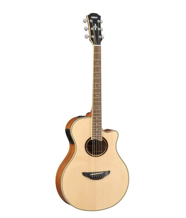 Yamaha Guitar Cost