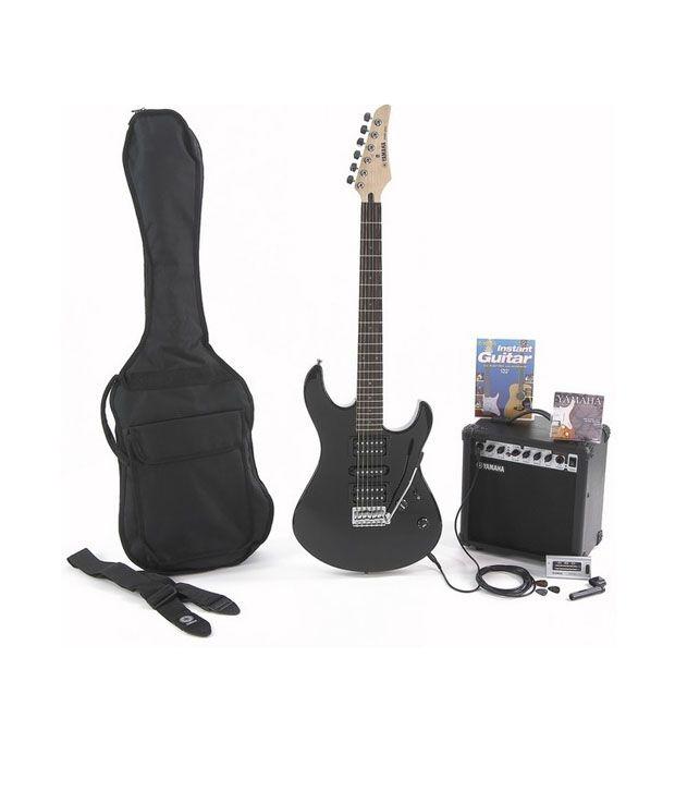 yamaha electric guitar package erg121gpii black buy yamaha electric guitar package erg121gpii. Black Bedroom Furniture Sets. Home Design Ideas