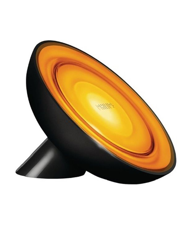 Philips LED Living Color Bloom Emergency Light Black: Buy Philips ...
