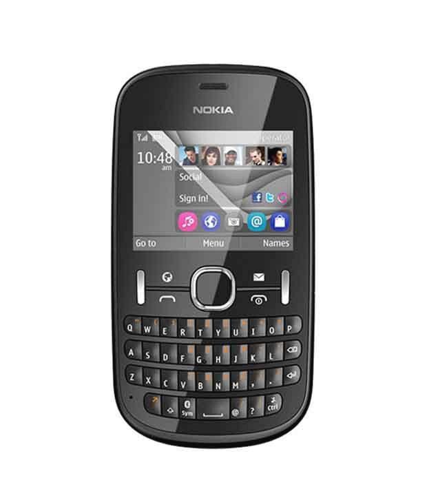Nokia Asha 201 (Graphite)