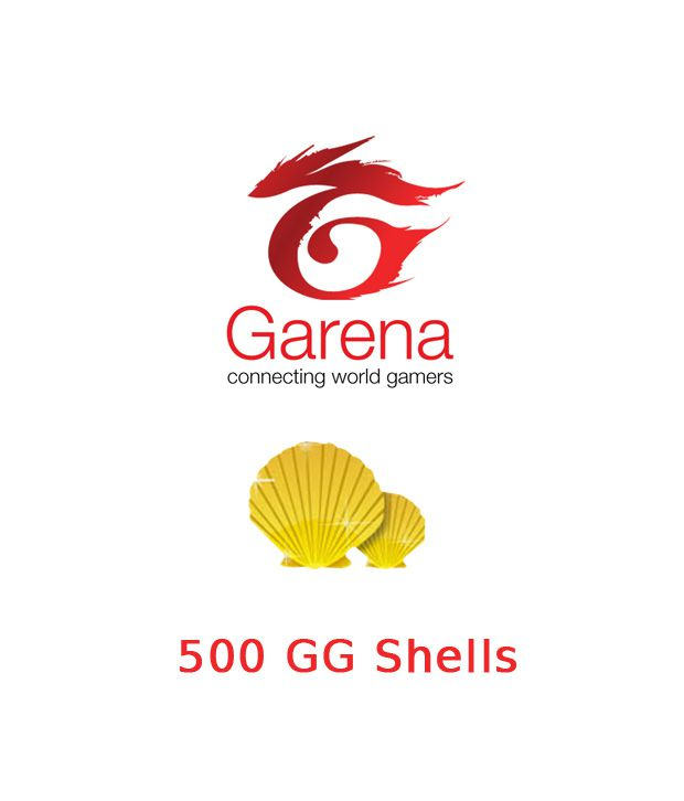 Buy Garena 500 GG Shells Online at Best Price in India - Snapdeal