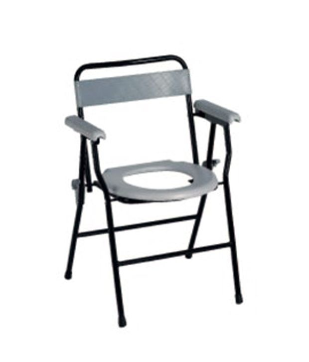 Commode Stool Commode Chair With Back Support Pot Buy Commode Stool