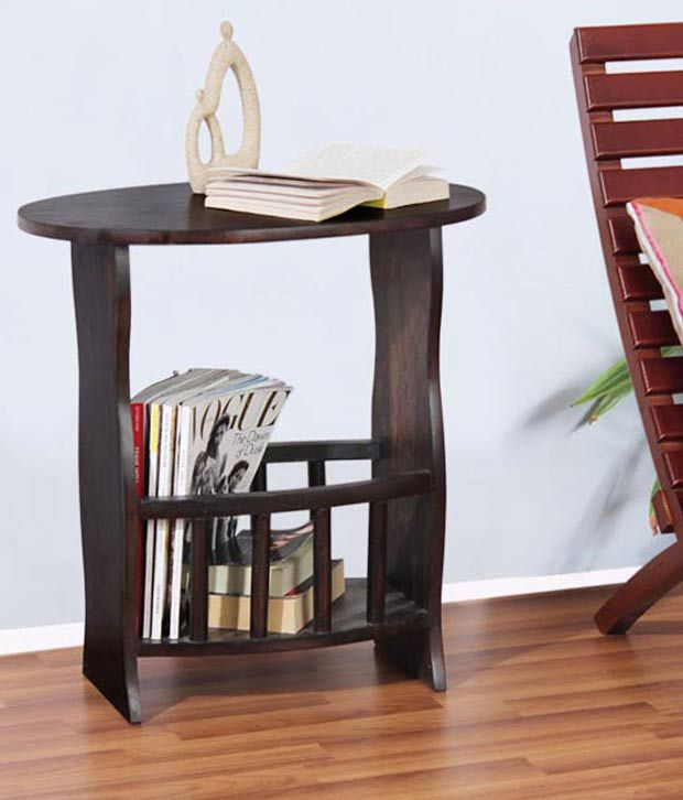 FabFurnish Uno Connor Classy  Side Table for Living Room