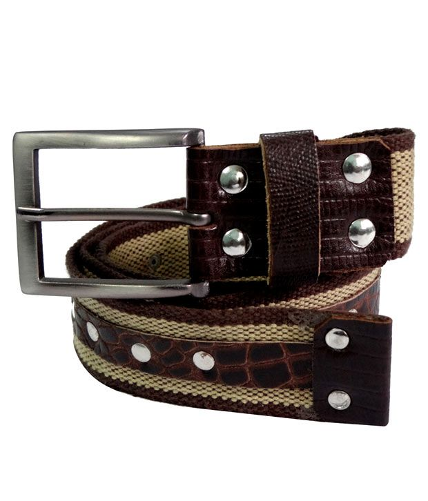 Revo Casual Multi Colour Belt