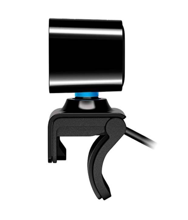 Microsoft LifeCam HD-6000 Webcam (Black)