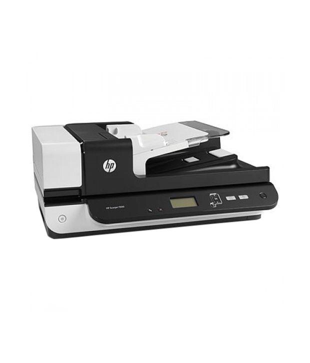 HP Scanjet Enterprise 7500 Flatbed Scanner - Buy HP Scanjet