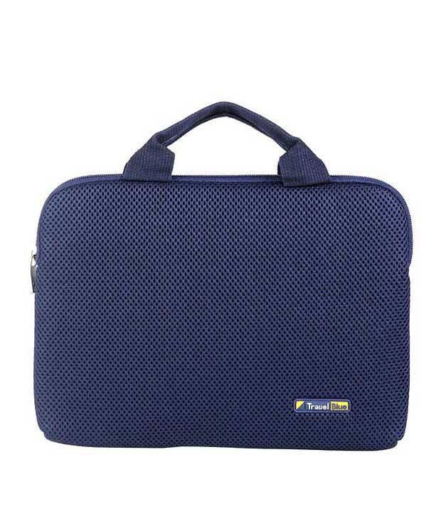 Travel Blue 8.9 -10.2 inch Laptop Sleeve