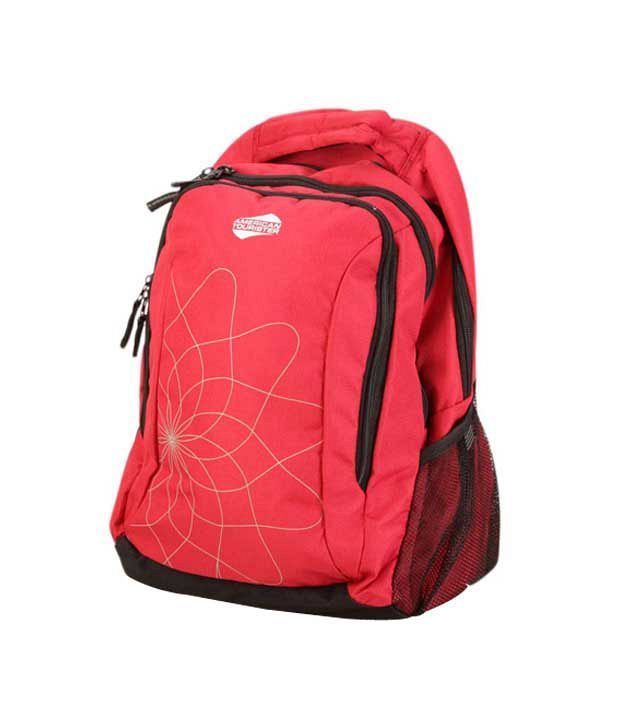 American Tourister Code Backpack - Red