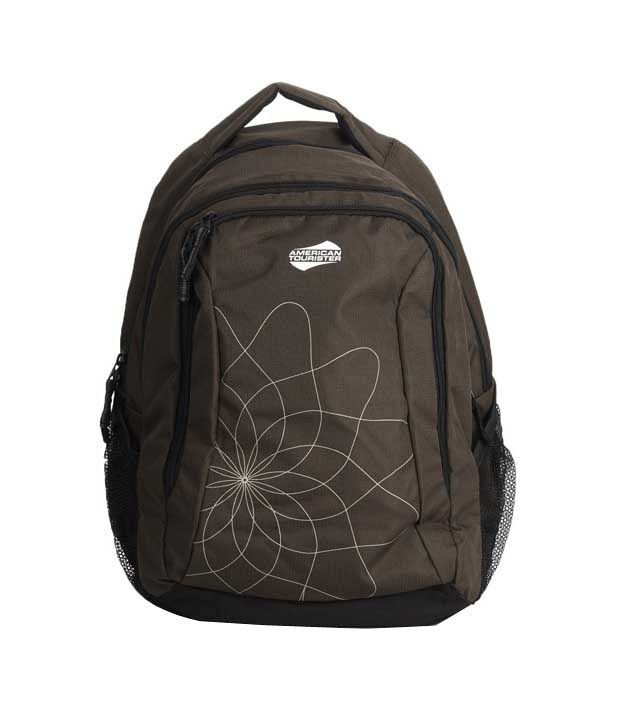 American Tourister Code Backpack - Brown